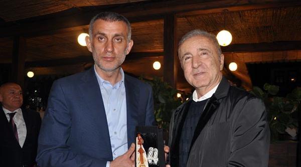 Trabzonspor'dan Galatasaray'a Dostluk Yemeği