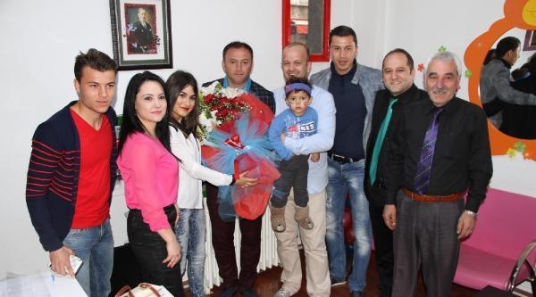 Trabzonspor'dan Kreş Ziyareti