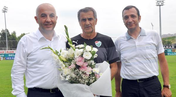 Trabzonspor'dan Şenol Güneş'e Ziyaret