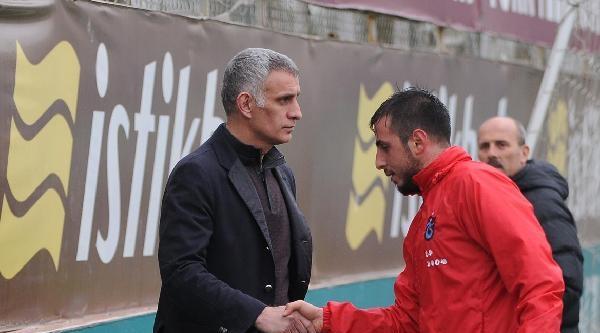 Trabzonspor'dan 'volkan Küfretti' İddiasi
