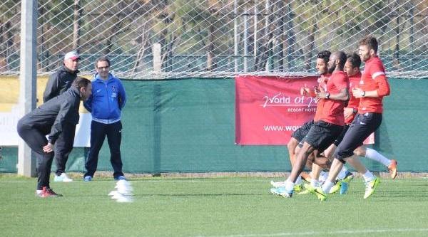 Trabzonsporlu Bosingwa'dan Testte Süper Sonuç