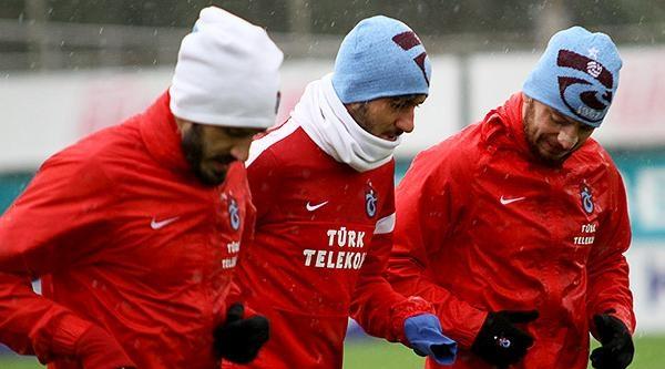 Trabzonspor'un 25'inci Maçi