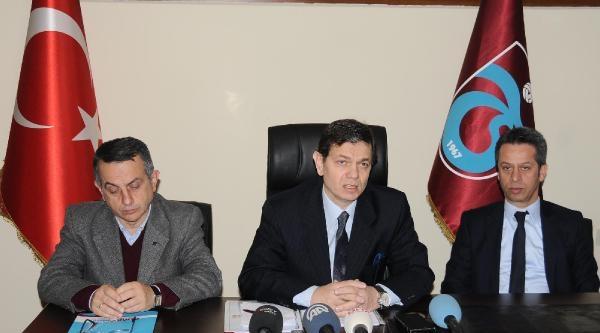 Trabzonspor'Un Borcu 3 Milyon Azaldi Ama Onur Yok