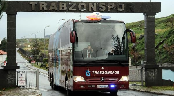 Trabzonspor'Un Çileli Balikesir Yolculuğu