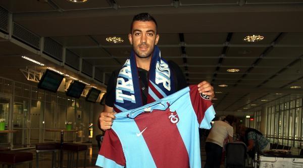 Trabzonspor'un İlk Yabancı Transferi Belkalem Kampa Katıldı