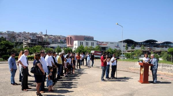 Trabzonspor'un Kuruluşunda Muhalefete Mesaj