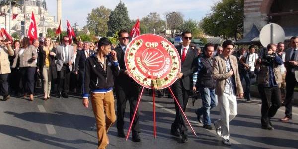 Trakya'Da Cumhuriyet Bayrami Kutlamalari Başladi