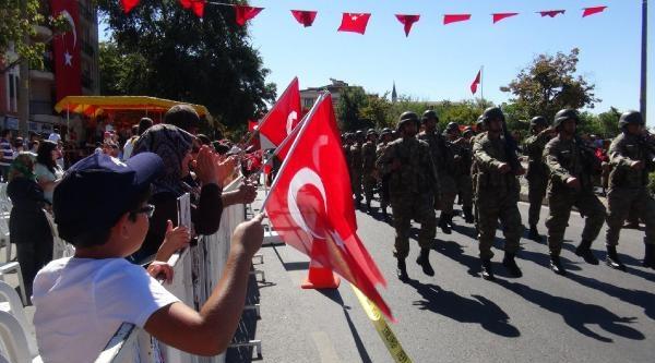 Trakya'da Zafer Bayramı Coşkusu