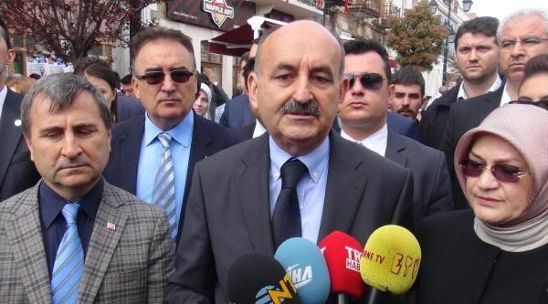 Trakya'dan Oy İsteyen Müezzinoğlu,  İstanbul'a Oy Kullanmaya Gitti
