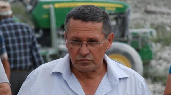 Trenin Çarptiği Traktörün Sürücüsü Öldü