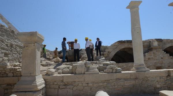 Tripolis'te Tarih Gün Yüzüne Çikiyor