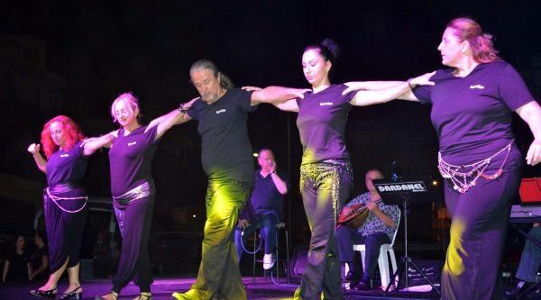 Troıa Festivali, Ege Danslarıyla Final Yaptı