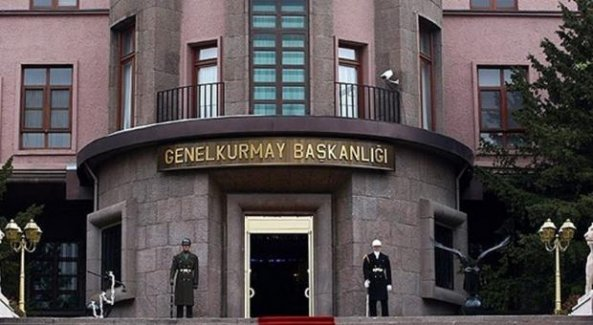 TSK: Hakkari'de terörist saldırısı