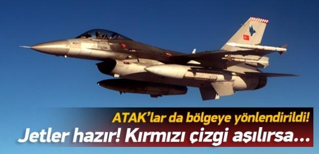 TSK, IŞİD'i resmen vurdu!
