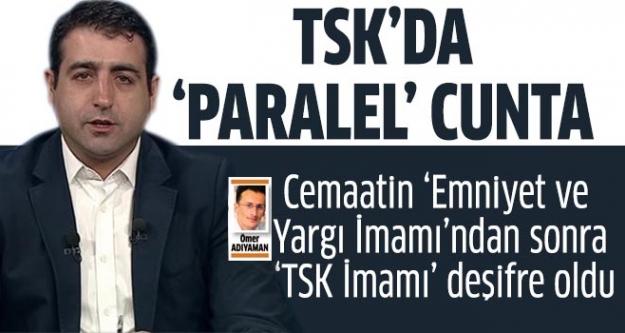TSK'da Paralel Cunta: Cemaatin 'TSK İmam'ları Türkiye'yi 5'e bölmüş