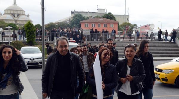 Ttb'den Gezi Davasında Yargılanan İki Doktora Destek