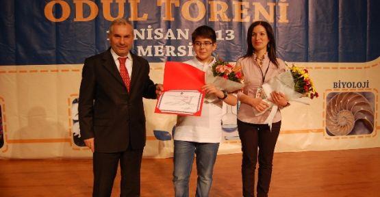 Tübitak Mersin Bölge Sergisi'nin Finalistleri Belli Oldu