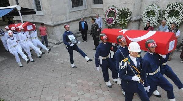 Tuğgeneral Yaşar Demirbulak Son Yolculuğuna Uğurlandı