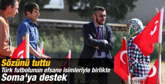 Tümer Metin Soma Spor Yönetim Kurulu'na girdi