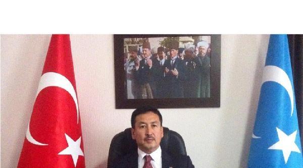 Tümtürk: Çin Zulmüne Sessiz Kalmayın