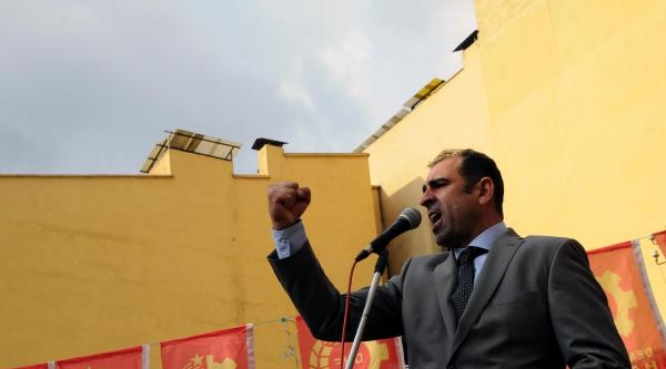 Tunceli Bağımsız Adayı Tacer, Hükümete Yüklendi