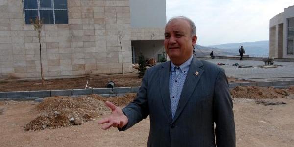 Tunceli Üniversitesi Rektörü: Eğitime 40 Gün Gecikmeli Başliyoruz