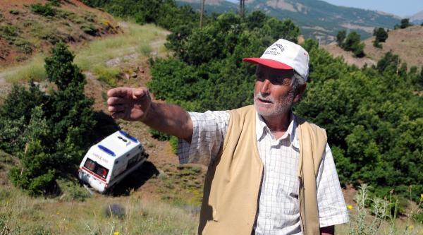 Tunceli'de 'alkollü Ambulans Şoförü Ölüme Neden Oldu' İddiasi