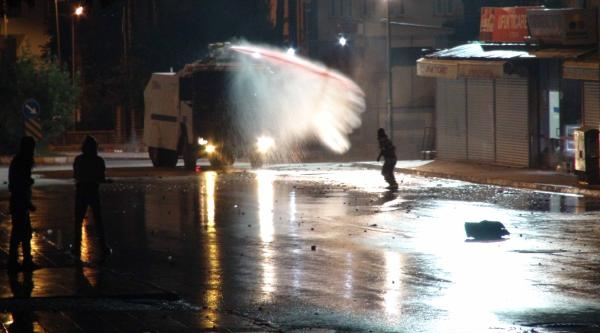 Tunceli'de Olaylar 3 Gününde De Devam Etti