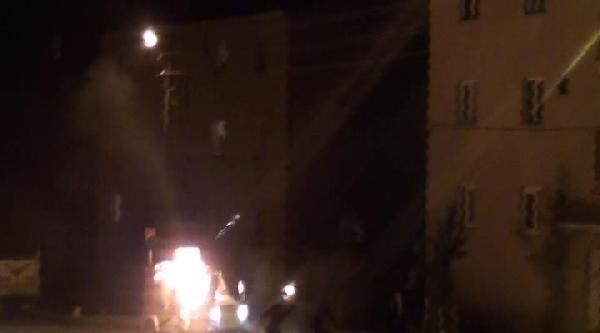 Tunceli'de Olaylı Gece: 10 Gözaltı