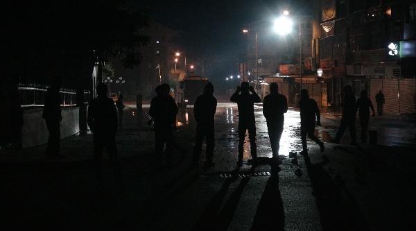 Tunceli'de Uğur Kurt Protestosu