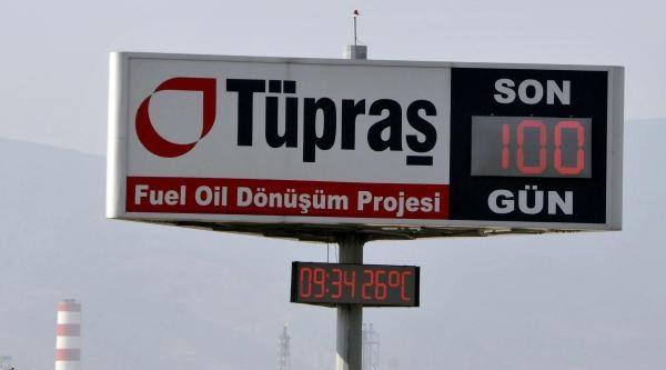 Tüpraş'ın 2.7 Milyar Dolarlık Dev Yatırımında Son 100 Gün