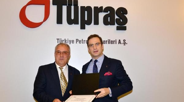 Tüpraş'in 30'uncu Kuruluş Yildönümü Kutlandi