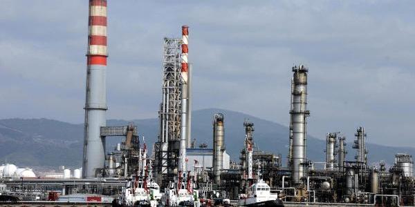 Tüpraş'in Fuel Oil Dönüşüm Projesi'ne 2,9 Milyar Tl'lik  Stratejik Yatirim Teşvik Belgesi