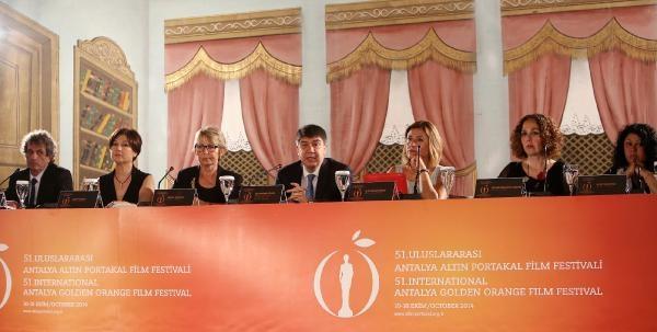 Türel: Altın Portakal Türk Sinemasınındır