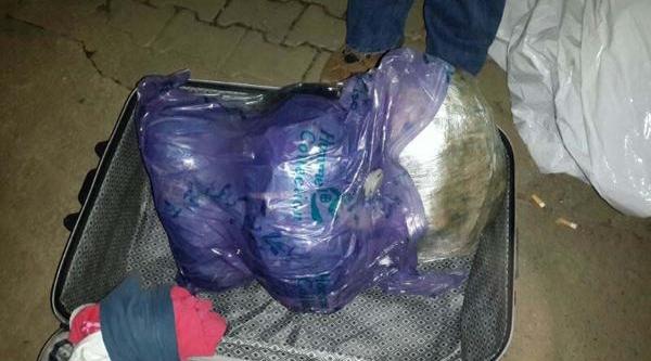 Turgutlu'Da Kaçak Sigara Ve Uyuşturucu Operasyonu