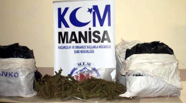 Turgutlu'da Uyuşturucu Operasyonu: 5 Gözalti