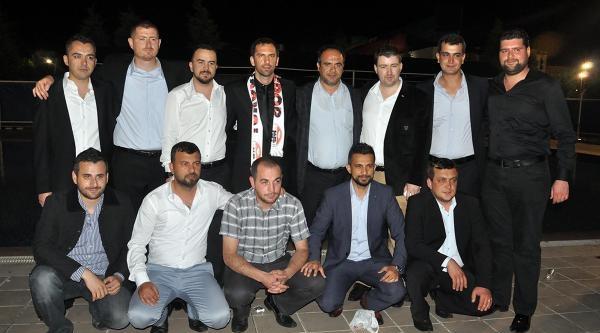 Turgutluspor'a Futbolcu Başkan