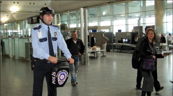 Turizmde Atlı Polislerin Yerine 'gınger'lı Polisler
