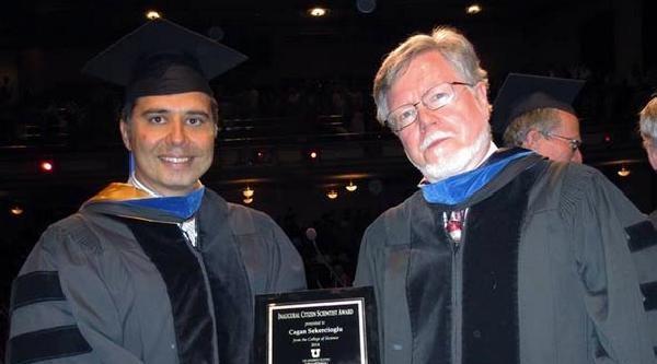 Türk Bilim Adamına Abd'den 'vatandaş Bilimi' Ödülü