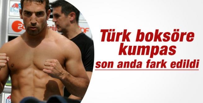 Türk boksör Fırat Arslan'a kumpas!