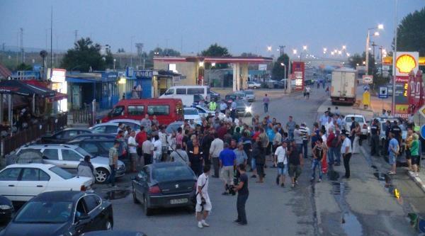 Türk-bulgar Sınırında Hurdacı Krizi