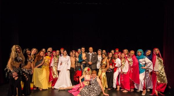 Türk Dansçı Londra'da 'aşk'ın Dansını Yaptı