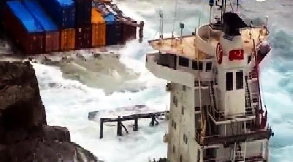 Türk Denizciler Kurtarıldı (2)