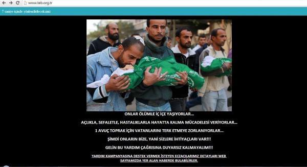 Türk Eczacılar Birliği'nden Gazze İçin Kampanya