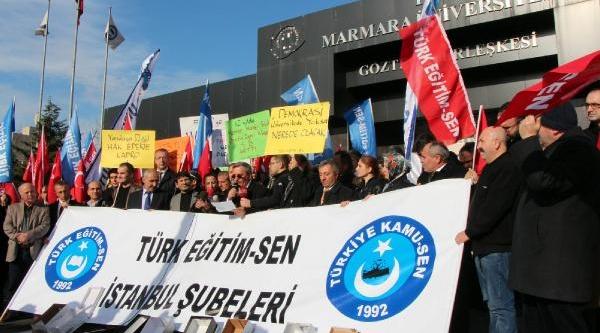 Türk Eğitim-Sen: Akademisyenler Sefaletten Kurtarilmalidir