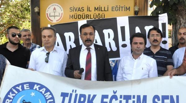 Türk Eğitim- Sen'den İdareci Atamalarına Tepki