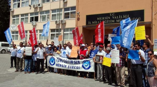 Türk Eğitim-sen'den Kadrolaşma Tepkisi