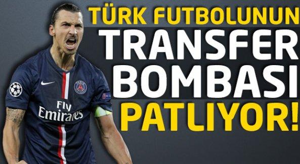 Türk futbol tarihinin transfer bombası patlıyor!