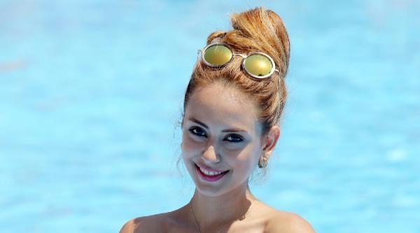 Türk Güzellik Kraliçesi Adayı Dizi Oyuncusu