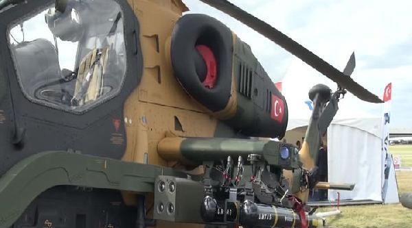 Türk Helikopteri Avrupa'da